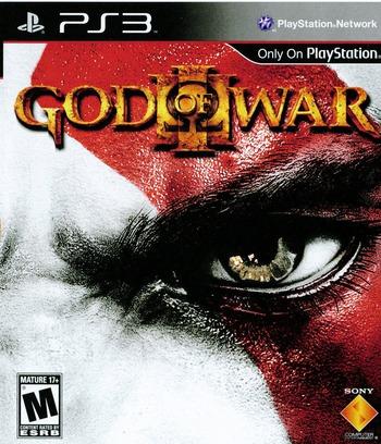 God of War III PS3 coverM (BCUS98111)