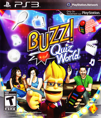Buzz! Quiz World PS3 coverM (BCUS98209)