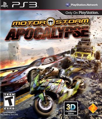 MotorStorm Apocalypse PS3 coverM (BCUS98242)