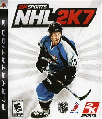 NHL 2K7 Array coverM (BLUS30005)