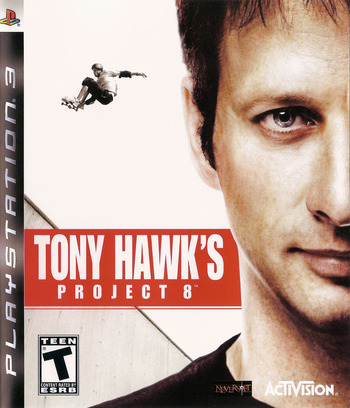 Tony Hawk's Project 8 Array coverM (BLUS30011)