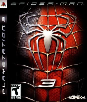 Spider-Man 3 Array coverM (BLUS30031)