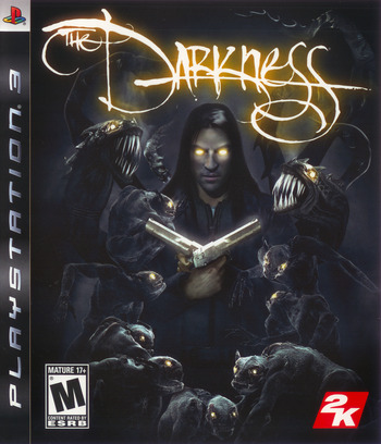 The Darkness PS3 coverM (BLUS30035)