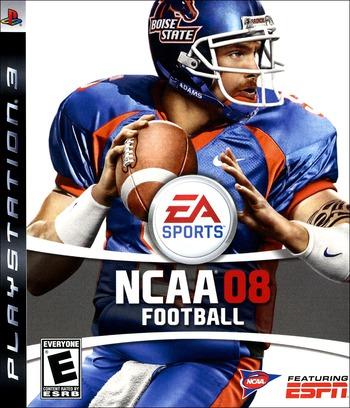 NCAA Football '08 PS3 coverM (BLUS30039)