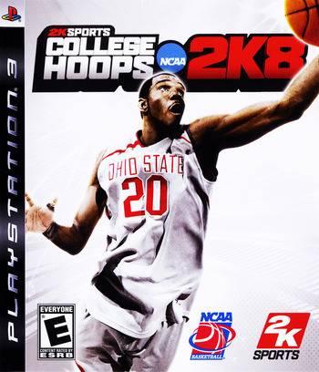 College Hoops 2K8 PS3 coverM (BLUS30078)