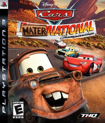 Cars: Mater-National Championship PS3 coverM (BLUS30088)