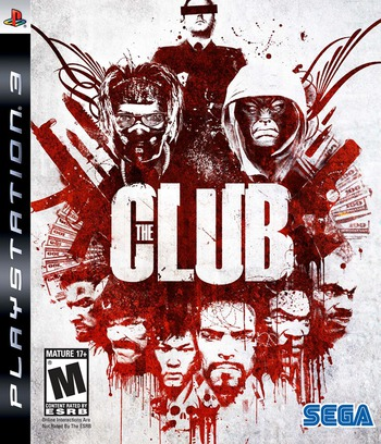 The Club PS3 coverM (BLUS30108)