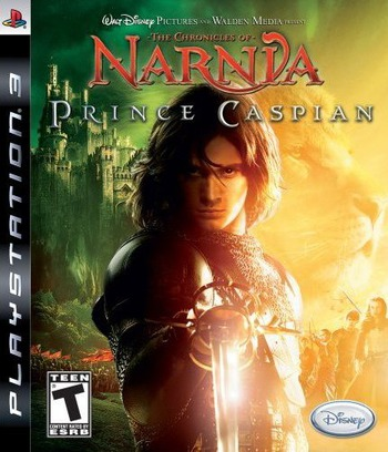 The Chronicles of Narnia: Prince Caspian PS3 coverM (BLUS30138)
