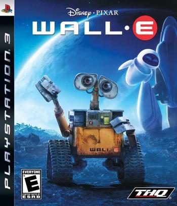 WALL•E PS3 coverM (BLUS30151)