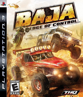 Baja: Edge of Control PS3 coverM (BLUS30191)