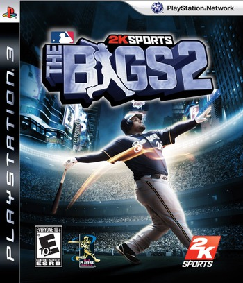 The Bigs 2 PS3 coverM (BLUS30280)