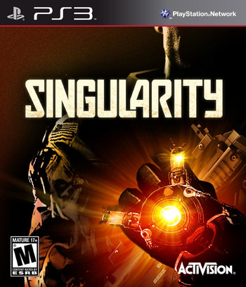 Singularity PS3 coverM (BLUS30296)