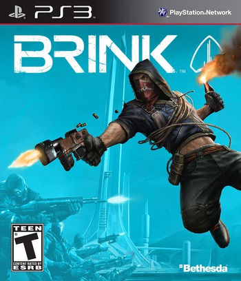 Brink PS3 coverM (BLUS30310)