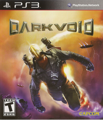 Dark Void PS3 coverM (BLUS30323)