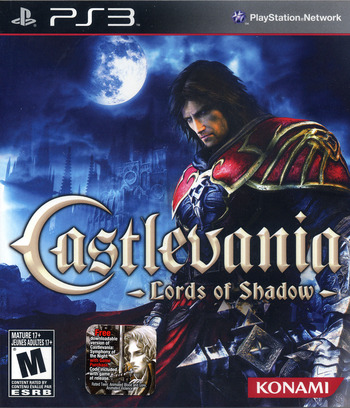 Castlevania: Lords of Shadow PS3 coverM (BLUS30339)