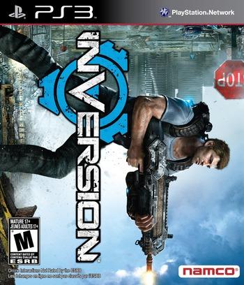 Inversion PS3 coverM (BLUS30360)