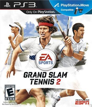 Grand Slam Tennis 2 Array coverM (BLUS30417)