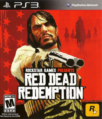 Red Dead Redemption PS3 coverM (BLUS30418)