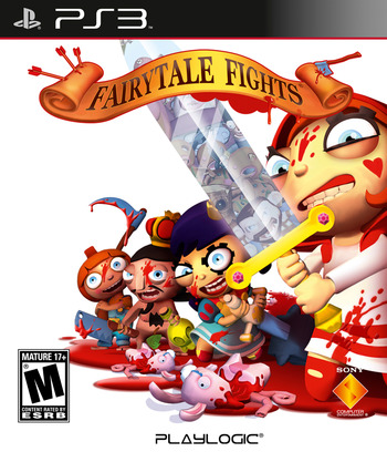 Fairytale Fights PS3 coverM (BLUS30456)
