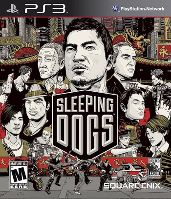 Sleeping Dogs PS3 coverM (BLUS30498)
