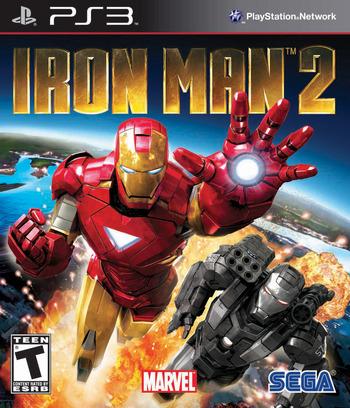Iron Man 2 Array coverM (BLUS30514)