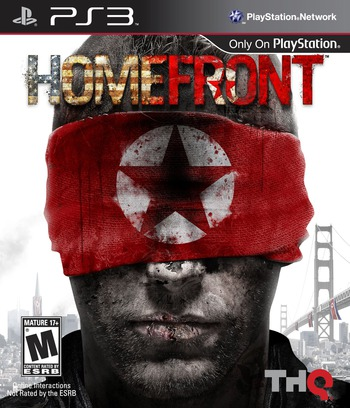 Homefront PS3 coverM (BLUS30530)