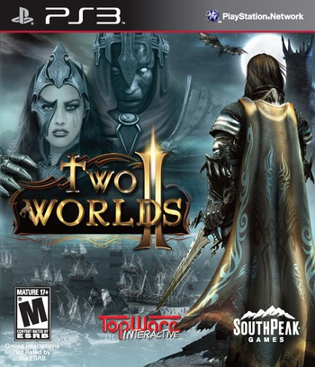 Two Worlds II PS3 coverM (BLUS30550)