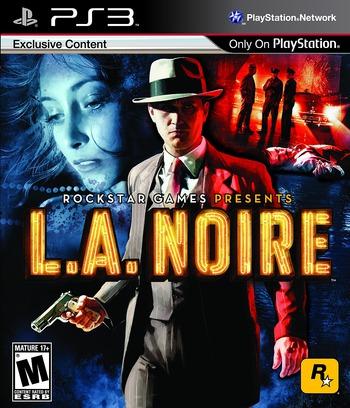 L.A. Noire PS3 coverM (BLUS30554)