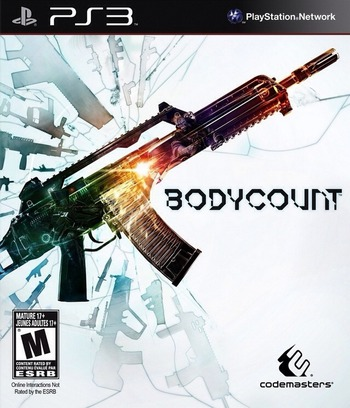 Bodycount PS3 coverM (BLUS30562)