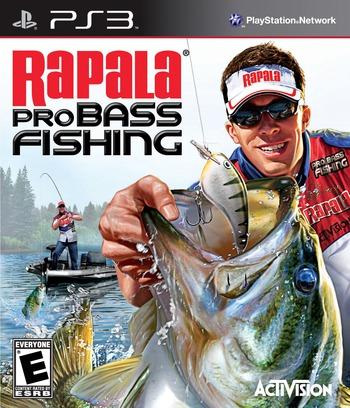 Rapala Pro Bass Fishing 2010 PS3 coverM (BLUS30570)