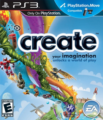 Create PS3 coverM (BLUS30606)