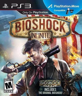 BioShock Infinite PS3 coverM (BLUS30629)