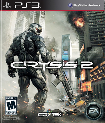 Crysis 2 PS3 coverM (BLUS30631)