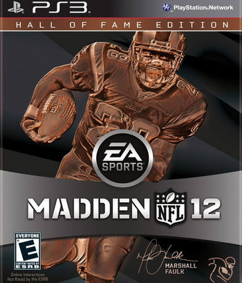 Madden NFL 12 PS3 coverM (BLUS30770)