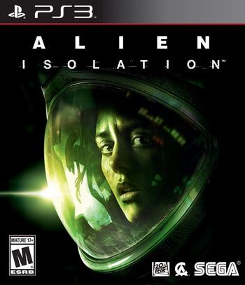 Alien: Isolation PS3 coverM (BLUS30832)