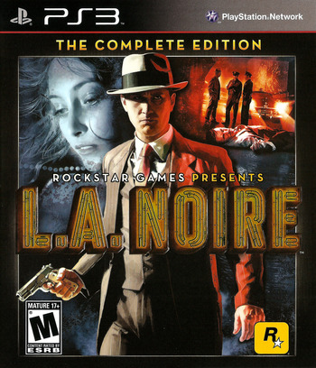 L.A. Noire - The Complete Edition PS3 coverM (BLUS30898)