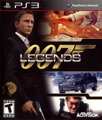 007 Legends PS3 coverM (BLUS30983)
