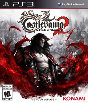 Castlevania: Lords of Shadow 2 PS3 coverM (BLUS30999)