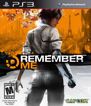 Remember Me PS3 coverM (BLUS31012)