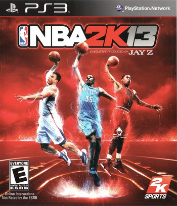 NBA 2K13 PS3 coverM (BLUS31028)