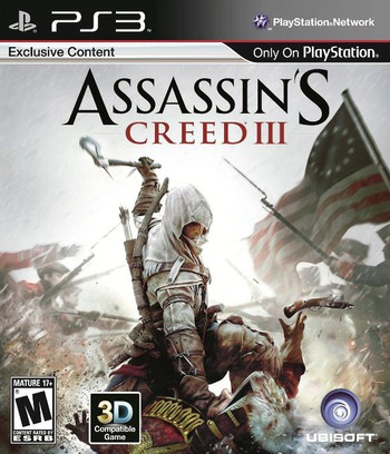 Assassin's Creed III PS3 coverM (BLUS31035)