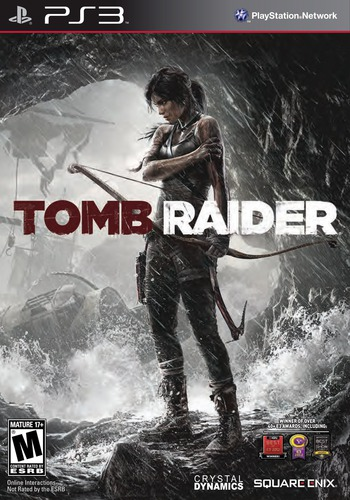 Tomb Raider PS3 coverM (BLUS31036)