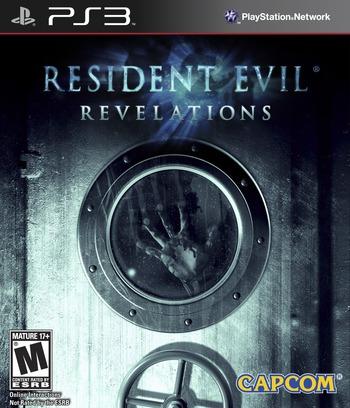 Resident Evil: Revelations PS3 coverM (BLUS31051)
