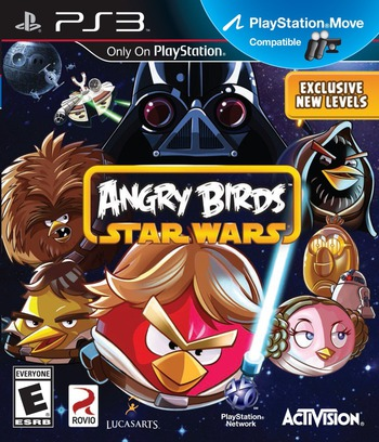 Angry Birds Star Wars PS3 coverM (BLUS31273)