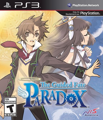The Guided Fate Paradox PS3 coverM (BLUS31312)