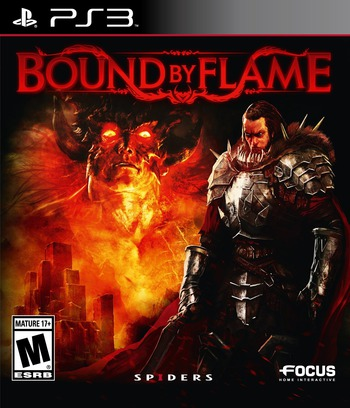 Bound by Flame PS3 coverM (BLUS31411)