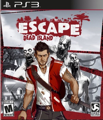 Escape Dead Island PS3 coverM (BLUS31433)