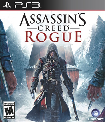 Assassin's Creed: Rogue PS3 coverM (BLUS31465)