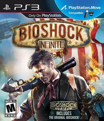 BioShock Infinite PS3 coverM (BLUS41003)
