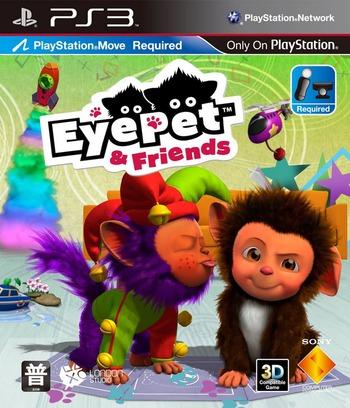 虛擬寵物猴與朋友們 PS3 coverM (BCAS20212)
